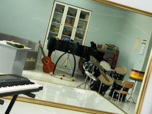 Foto aula di musica