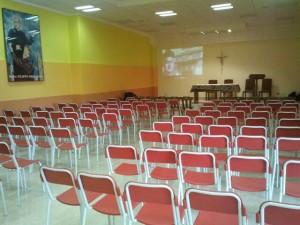Foto sala convegni