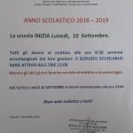 Avviso a.s. 2018/19